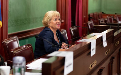 Two Boscola Voting Reform Initiatives Clear Senate Committee